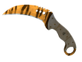 ★ StatTrak™ Talon Knife | Tiger Tooth