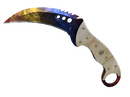 ★ Talon Knife | Marble Fade