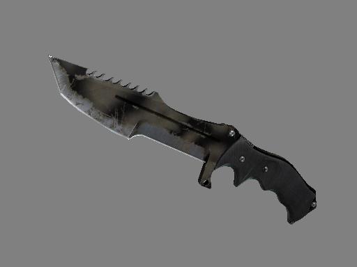 Huntsman Knife | Scorched