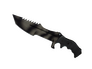 Skin Huntsman Knife | Scorched