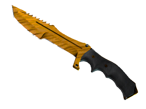 ★ Huntsman Knife | Tiger Tooth (Minimal Wear)