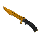 ★ Huntsman Knife | Tiger Tooth (Minimal Wear)