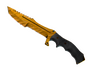 Huntsman Knife | Tiger Tooth