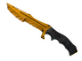 Skin Huntsman Knife | Tiger Tooth