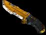 Huntsman Knife - Tiger Tooth