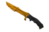 ★ StatTrak™ Huntsman Knife | Tiger Tooth (Minimal Wear)