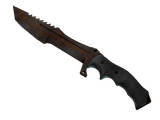 ★ Huntsman Knife | Rust Coat (Battle-Scarred)