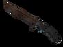 Huntsman Knife - Rust Coat