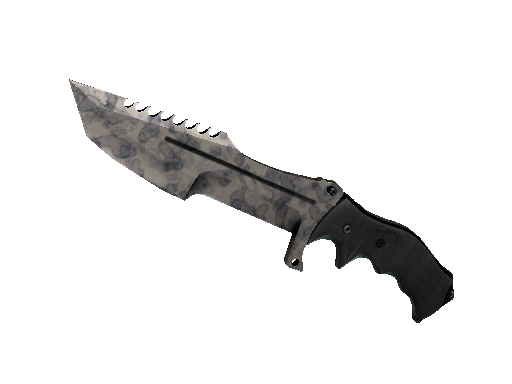 ★ StatTrak™ Huntsman Knife | Stained (Battle-Scarred)