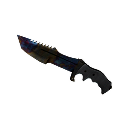 ★ Huntsman Knife | Case Hardened (Battle-Scarred)