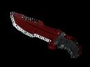 ★ StatTrak™ Huntsman Knife | Crimson Web