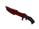 ★ StatTrak™ Huntsman Knife | Crimson Web