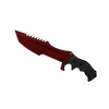 ★ Huntsman Knife | Crimson Web <br>(Minimal Wear)