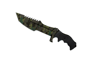 Huntsman Knife Boreal Forest Field Tested