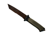 ★ Ursus Knife | Rust Coat (Battle-Scarred)