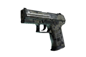 P2000 Granite Marbleized Battle Scarred