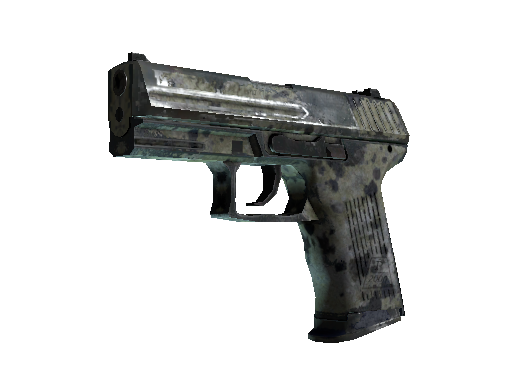 P2000 | Granite Marbleized Battle-Scarred