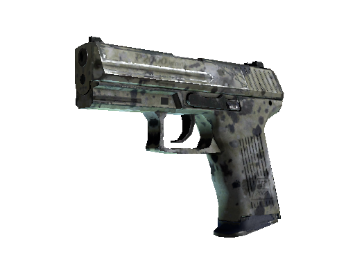 Souvenir P2000 | Granite Marbleized (Well-Worn)