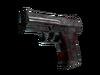 P2000 | Red FragCam (Battle-Scarred)