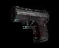 StatTrak™ P2000 | Red FragCam (Battle-Scarred)