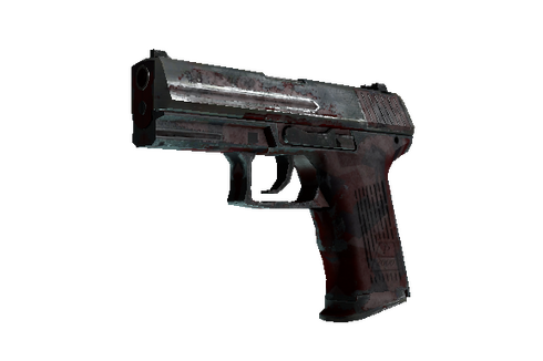 Buy P2000 | Red FragCam (Battle-Scarred)