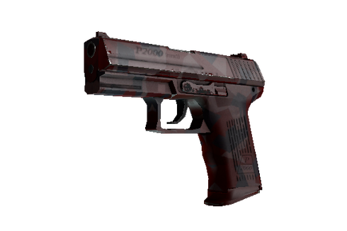 P2000 | Red FragCam (Minimal Wear) Prices