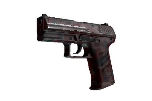 Buy P2000 | Red FragCam (Field-Tested)