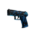StatTrak™ P2000 | Oceanic <br>(Well-Worn)