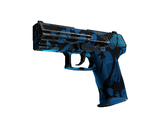 P2000 | Oceanic Well-Worn