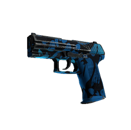 StatTrak™ P2000 | Oceanic (Well-Worn)
