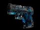 StatTrak™ P2000   Oceanic (Battle-Scarred)