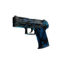 P2000 | Oceanic <br>(Battle-Scarred)