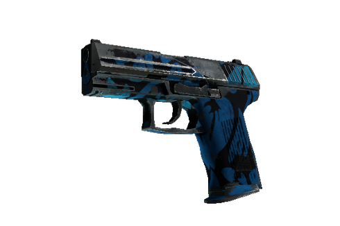 P2000 | Oceanic (Battle-Scarred) Prices