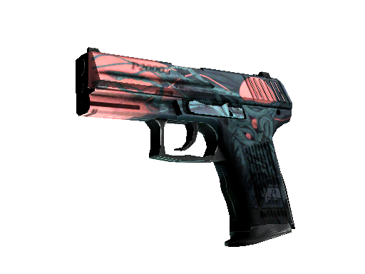StatTrak™ P2000 | Gnarled (Battle-Scarred)