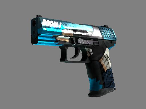 P2000  |  Handgun  Field-Tested