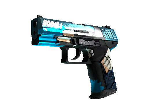 image of StatTrak™ P2000 | Handgun