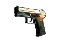 P2000 | Amber Fade (Field-Tested)