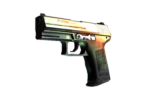 P2000 | Amber Fade (Factory New) Prices
