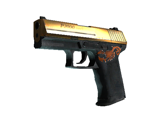 image of P2000 | Scorpion