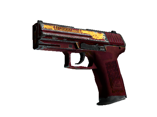 P2000  |  Imperial  Field-Tested