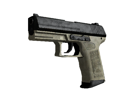 P2000 | Ivory Battle-Scarred