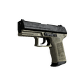 P2000 | Ivory <br>(Battle-Scarred)