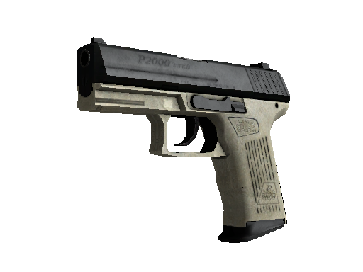 P2000 | Ivory Field-Tested