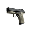 StatTrak™ P2000 | Ivory <br>(Well-Worn)