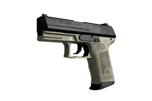 StatTrak™ P2000 | Ivory (Well-Worn) Prices