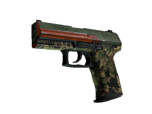StatTrak™ P2000 | Woodsman (Well-Worn)