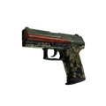 StatTrak™ P2000 | Woodsman <br>(Field-Tested)