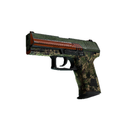 P2000 | Woodsman (Well-Worn)