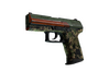 StatTrak™ P2000 | Woodsman (Field-Tested)