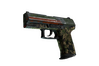 P2000 | Woodsman (Battle-Scarred)
